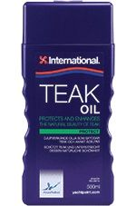 Teak Oil 500 ml Olej do Teak-u.